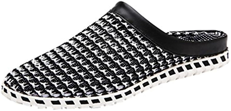 Zapatillas Casual Transpirable Zapatos de Playa Sandalias junkai 39-44