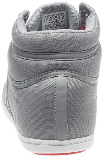adidas Originals Plimcana Mid, Sneaker Uomo grigio (Grau/SHIFT GREY F11 / SHIFT GREY F11 / LIGHT SCARLET)