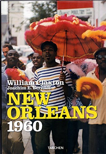 New Orleans Jazzlife 1960 (English, German and French Edition) by Joachim Ernst Berendt (2006-09-01)