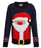 Nikolaus Kinder-Weihnachtspullover