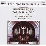 Orgelwerke Vol. 3 (die Orgel des Doms zu Fulda)
