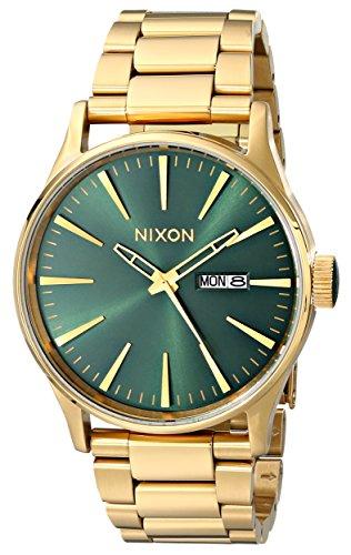 Nixon De los hombres Sentry SS Analógico Dress Cuarzo Reloj A3561919