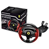 Thrustmaster Racing Wheel for PS3/PC - Ferrari Legend Edition (Red)