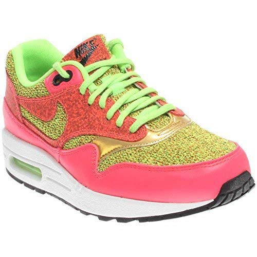Nike Women's Air Max 1 SE Ghost Green/Ghost Green Running Shoe 6.5 Women US (Sneakers Womens Grün Nike)