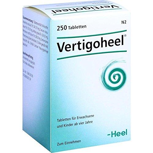 250 Tabletten (Vertigoheel Tabletten 250 stk)