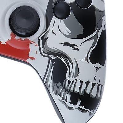 Xbox One Custom Controller -Skull Trauma