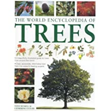 The World Encyclopedia of Trees by Tony Russell (2003-12-15)