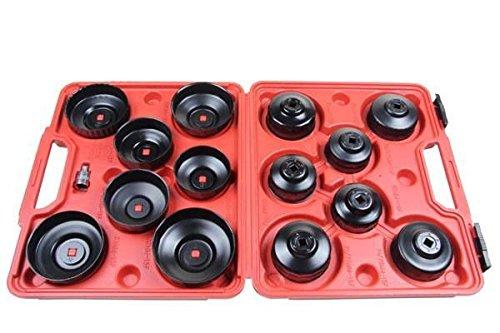 Bergen 15Cup Typ Öl Fiter Schlüssel Set B3026