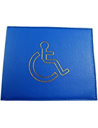High-Quality Disabled Parking Permit Holders (Royal Blue)