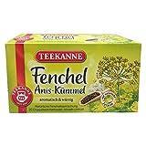 Teekanne Fixfenchel Anis Kümmel Tee 20 x 3g