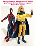 Review: Marvel Universe Spider-Man & Sentry 3.75
