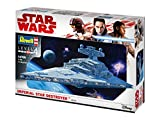 Revell 06719 Modellbausatz Wars 1:2700 - Imperial Star Destroyer