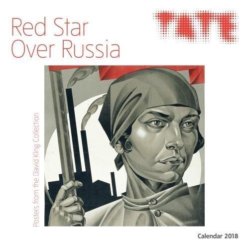 Tate - Red Star Over Russia Wall Calendar 2018 (Art Calendar) thumbnail