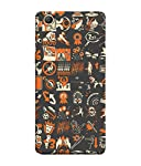 StudioArtz Designer Printed Back Covers StudioArtz case will Style your mobile. StudioArtz Cover will not only look good on your phone but will protect it from scratches, damage and dust. This cover is made from a lightweight tough strong high qualit...