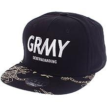 GORRA GRIMEY HUNTER SNAPBACK SS16 BLACK
