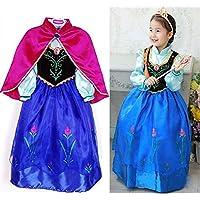 ملابس تنكرية لشخصيات حكايات خيالية وقصص الاطفال للفتيات  7 - 8 سنوات