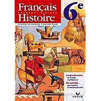 Travaux dirigés français-histoire 6ème : Livre de l'élève