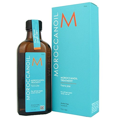 Moroccan Oil Hair Treatment 3.4 Oz(100ml) Bottle with Green Box