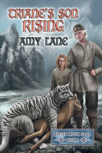 Triane's Son Rising (Bitter Moon Saga Book 1) (English Edition)