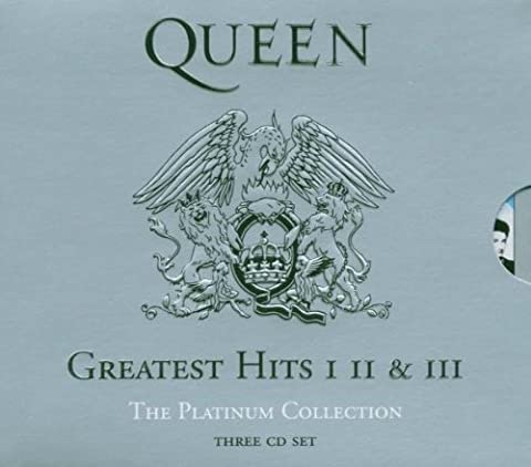 Queen Greatest Hits 2 - Greatest Hits I II & III: The