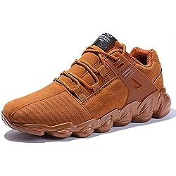 IIIIS-F Zapatillas de Deporte de Running Para Hombre Mujer Gimnasia Ligero Sneakers Casual Malla Para Verano Caminar Zapatos