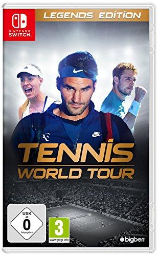 Tennis World Tour - Legends Edition für Nintendo Switch