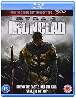 Ironclad [Blu-ray][Region Free][2011] (B004MYF6ZY) | Amazon price tracker / tracking, Amazon price history charts, Amazon price watches, Amazon price drop alerts