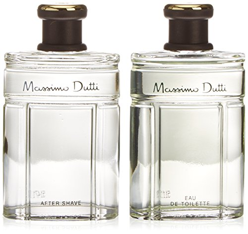 Massimo Dutti Agua de Colonia + Loción After-Shave - 1 Pack