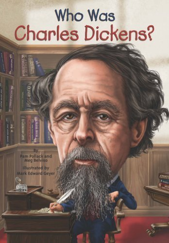 Who Was Charles Dickens? by Pollack, Pamela D., Belviso, Meg (2014) Paperback