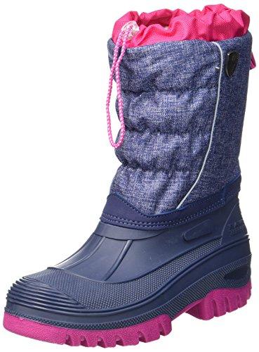 CMP Unisex-Erwachsene Hanki Bootsportschuhe, Blau (Navy Mel. M895), 39 EU