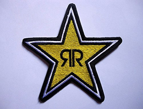 toppe-energy-drink-r-yellow-black-star-cool-brands-rockstar-applique-embroidery-stemma-ricamato-cost