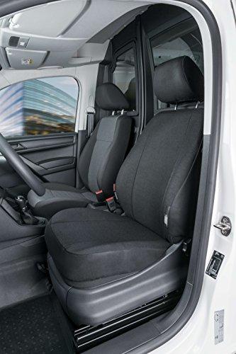 Walser 10517 CADDY vestibilità Coprisedili per sedile singolo anteriore in tessuto, anno di costruzione dal 02/2004fino a oggi, antrit