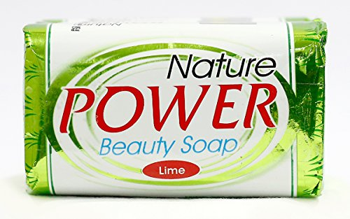 Nature Power Beauty Soap Lime (4 Pieces X 125 g)