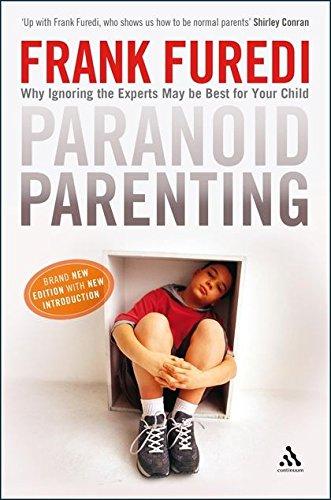 Paranoid Parenting Cover Image