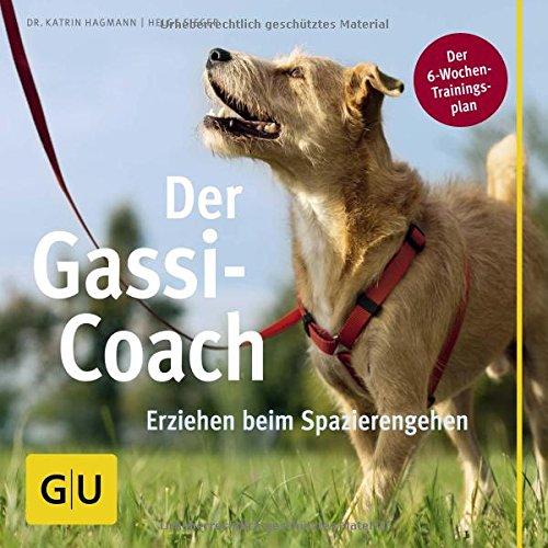 Artikelbild: Der Gassi Coach: Erziehen beim Spazierengehen (GU Tier Spezial)