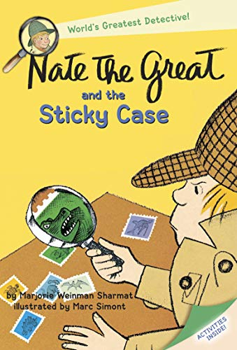 Nate the Great and the Sticky Case por Marjorie Weinman Sharmat