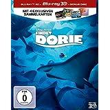 Findet Dorie (3D+2D) + Bonusdisc