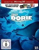 Findet Dorie (3D+2D) + Bonusdisc 3D Blu-ray