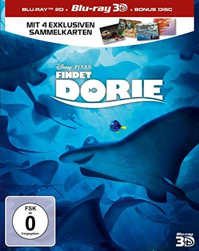 Findet Dorie (3D+2D) + Bonusdisc [3D Blu-ray] (Top-kinder-filme)