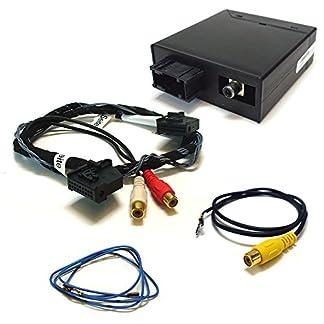 Kufatec-36492-3-Rckfahrkamera-Interface-fr-Seat-Skoda-Volkswagen-Navigation-MFD2-RNS2