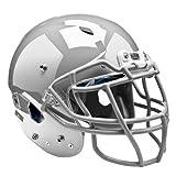 Schutt Sports Erwachsene Vengeance DCT Football Helm (Rothko and Frost Deckenschoner nicht im Lieferumfang enthalten) Medium metallic silver