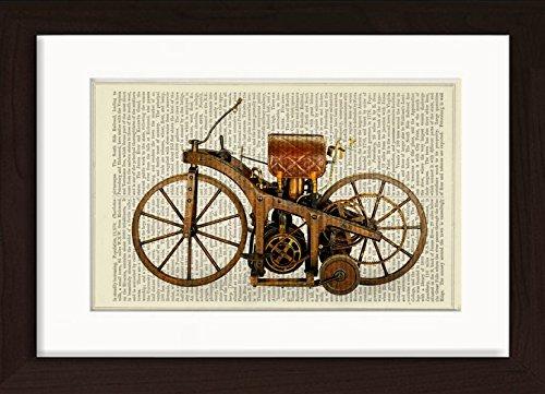 daimler-reitwagen-motor-cycle-print