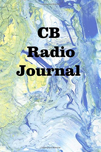 Cb-handle (CB Radio Journal: Keep track of your CB radio contacts, handles, and call signs)