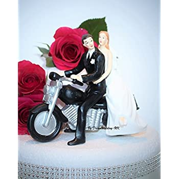 Wedding Cake Toppers Bride And Groom Figure Sitting Decoration CAKE TOPPER 20