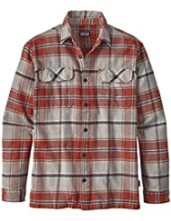 Patagonia M 'S L/S Fjord Flannel Shirt, Herren