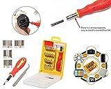 #8: Professional Screwdriver Kit - 32 in 1 Interchangeable Professional Magnetic Screwdriver Set Repair Tool Kit | Screwdriver and Socket Set | Screwdriver Set | | Screwdriver | Screwdriver All in one