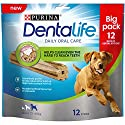 Dentalife Dental Chews for Large Adult Dogs, 12 sticks, 426g