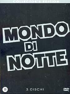 Mondo di notte(collector's edition) (edizione tiratura limitata) [(collector's edition) (edizione tiratura limitata)] [Import anglais]