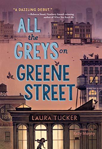 All the Greys on Greene Street (English Edition)