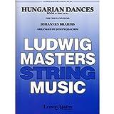 Brahms, Johannes–Ungarische Tänze 11–21Buch 2Für Violine und Klavier–arrangiert von Joachim
